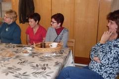 Návštěva P. Jana Gacíka v seniorklubu