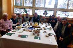 Osmdesátka v Seniorklubu