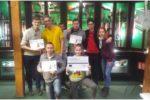 Návštěva střelnice Corrado – projektový den mimo klubovnu