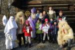 Vánoce na dědině a tradice – projektový den mimo klubovnu